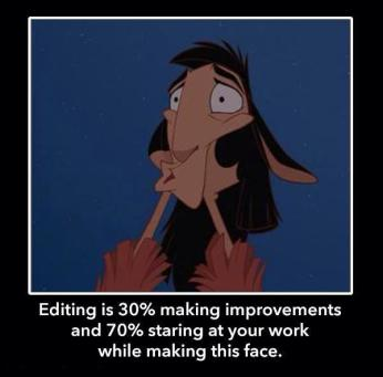 editing problems